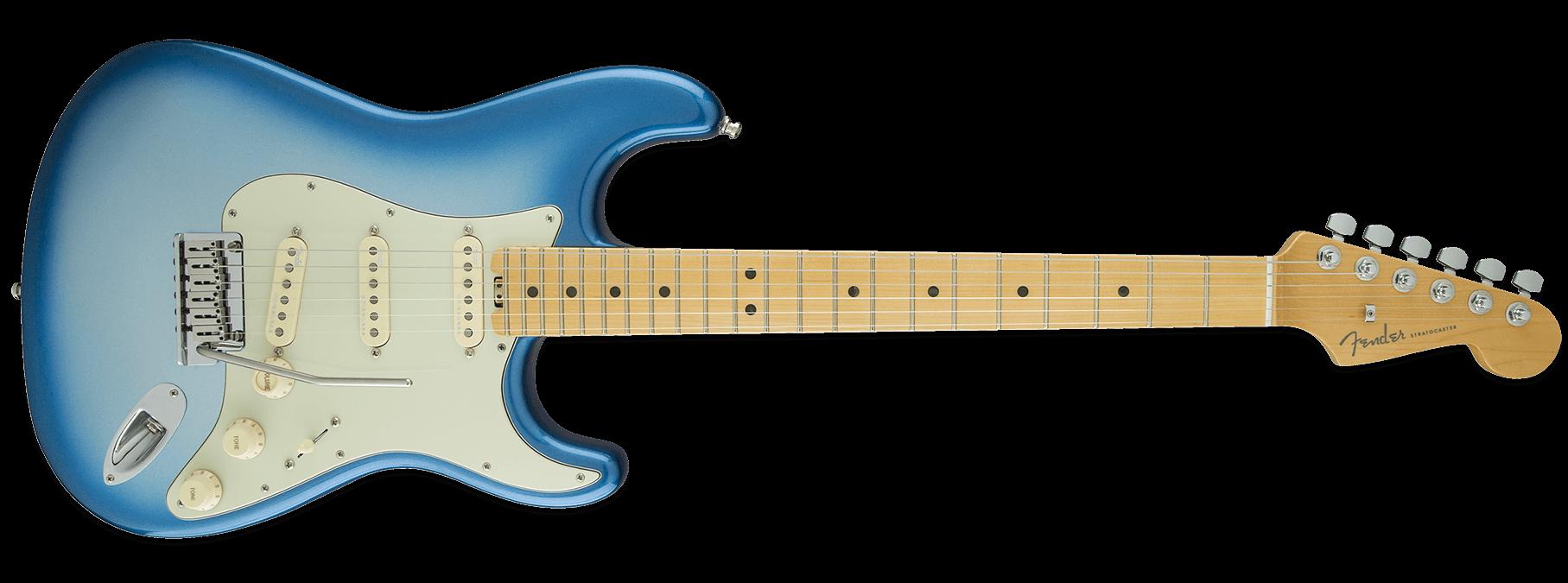 Fender American Elite Stratocaster Sky Burst Metallic