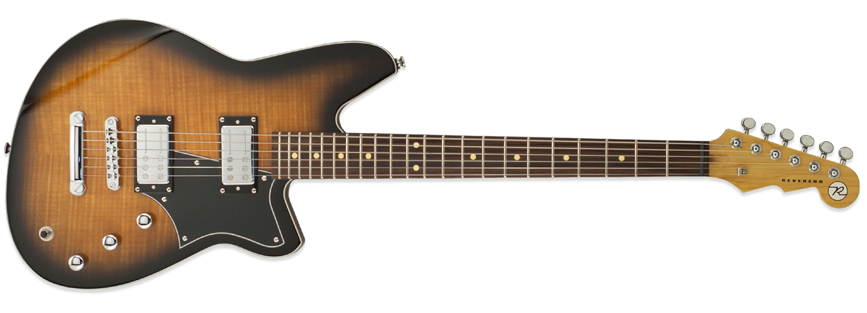 Reverend Descent RA Baritone