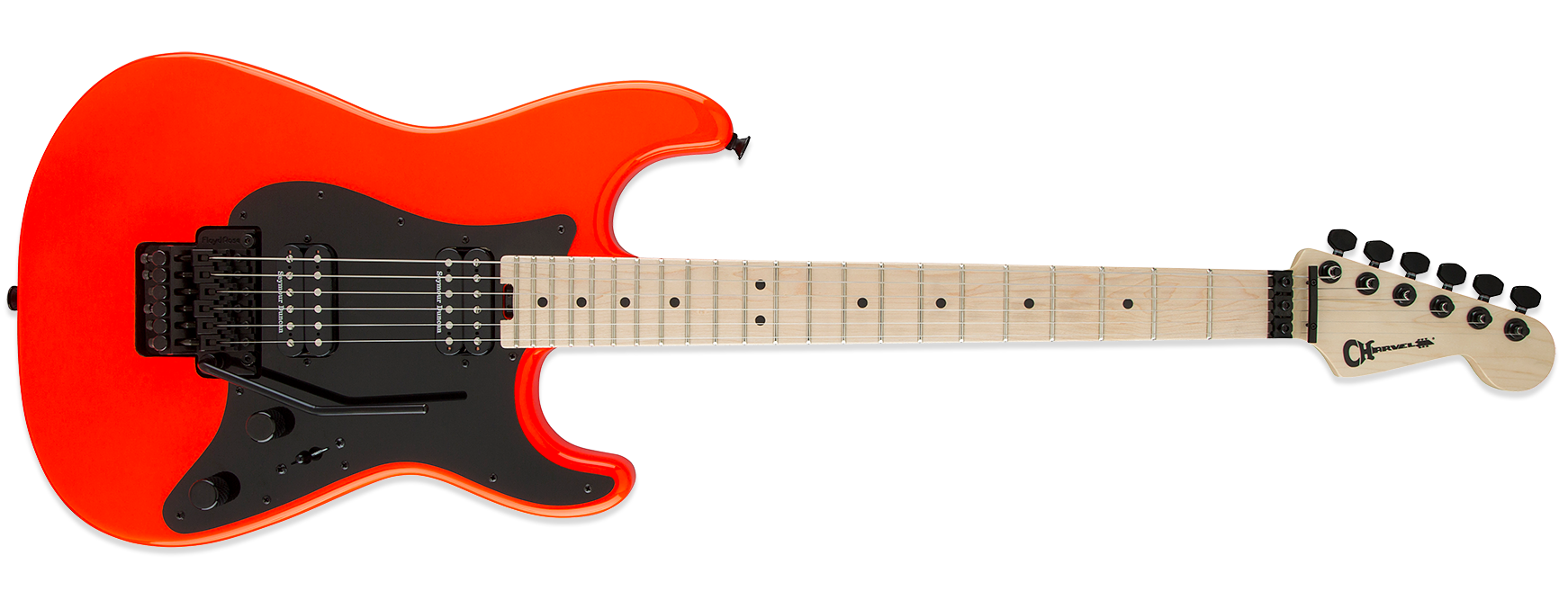PRESS RELEASE: The Charvel Pro-Mod So-Cal Style 1 HH FR Rocket Red