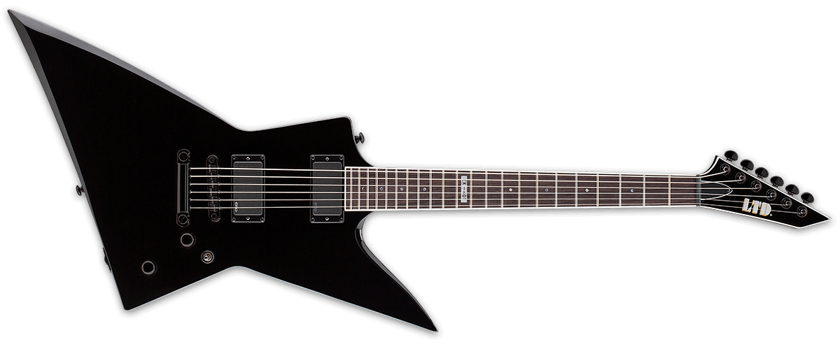 ESP LTD EX-401 BLK