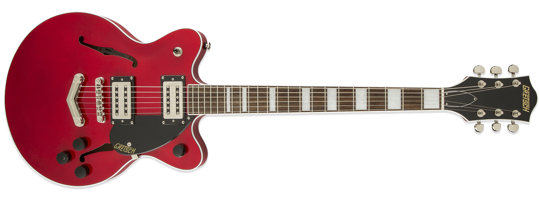 Gretsch G2655 Streamliner Center-Block Jr V-Stoptail Flagstaff Sunset