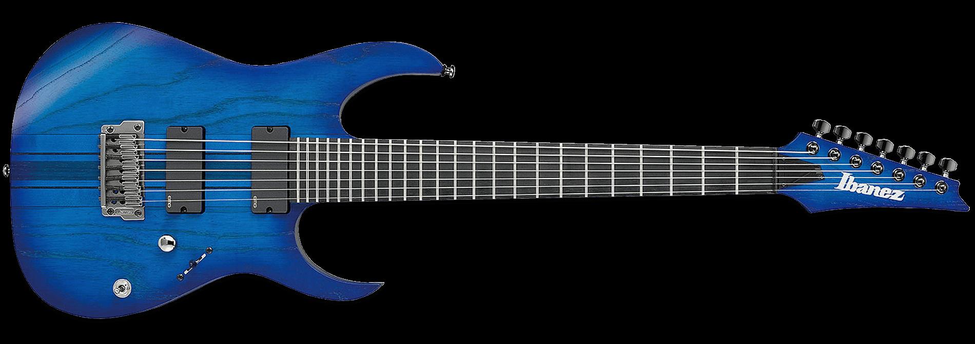 Ibanez Iron Label RGIT27FE Sapphire Blue
