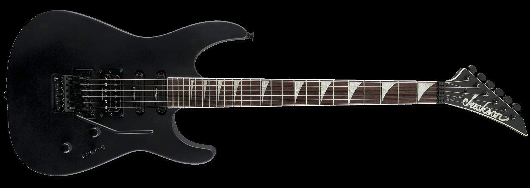 Jackson X Series Soloist SL3X Satin Black