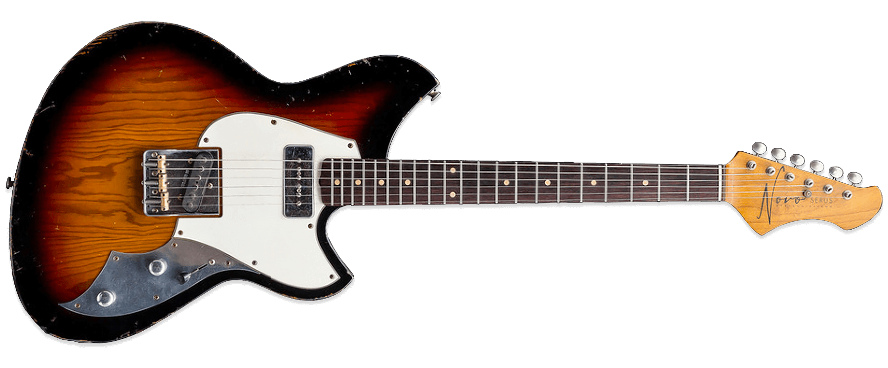 Novo Serus T RW 3-Tone Burst