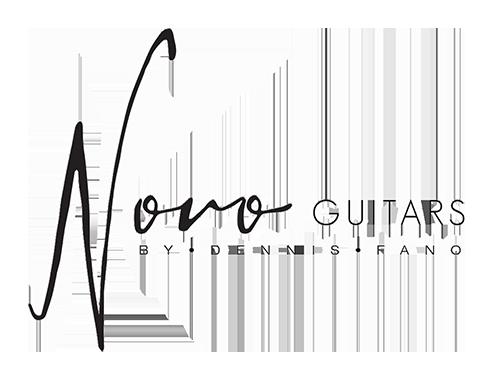 logo Novo Guitars