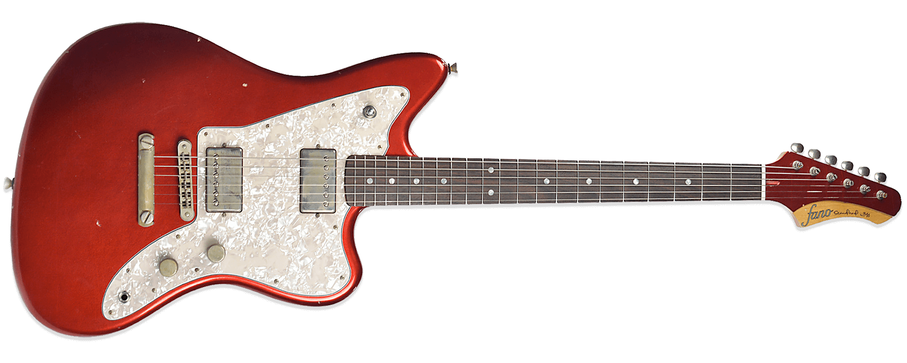 Fano Standard JM6 Candy Apple Red