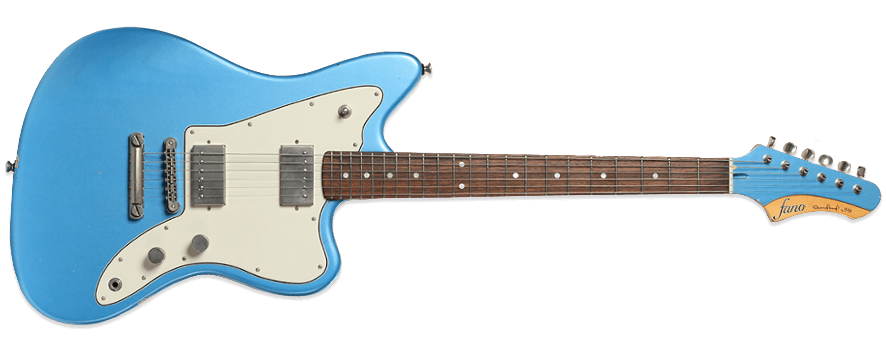 Fano Standard JM6 Ice Blue Metallic