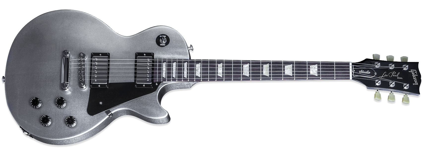 Gibson Les Paul Studio T 2016 Silver Pearl