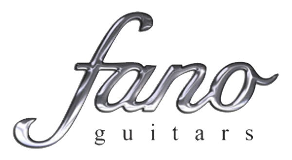logo Fano Guitars