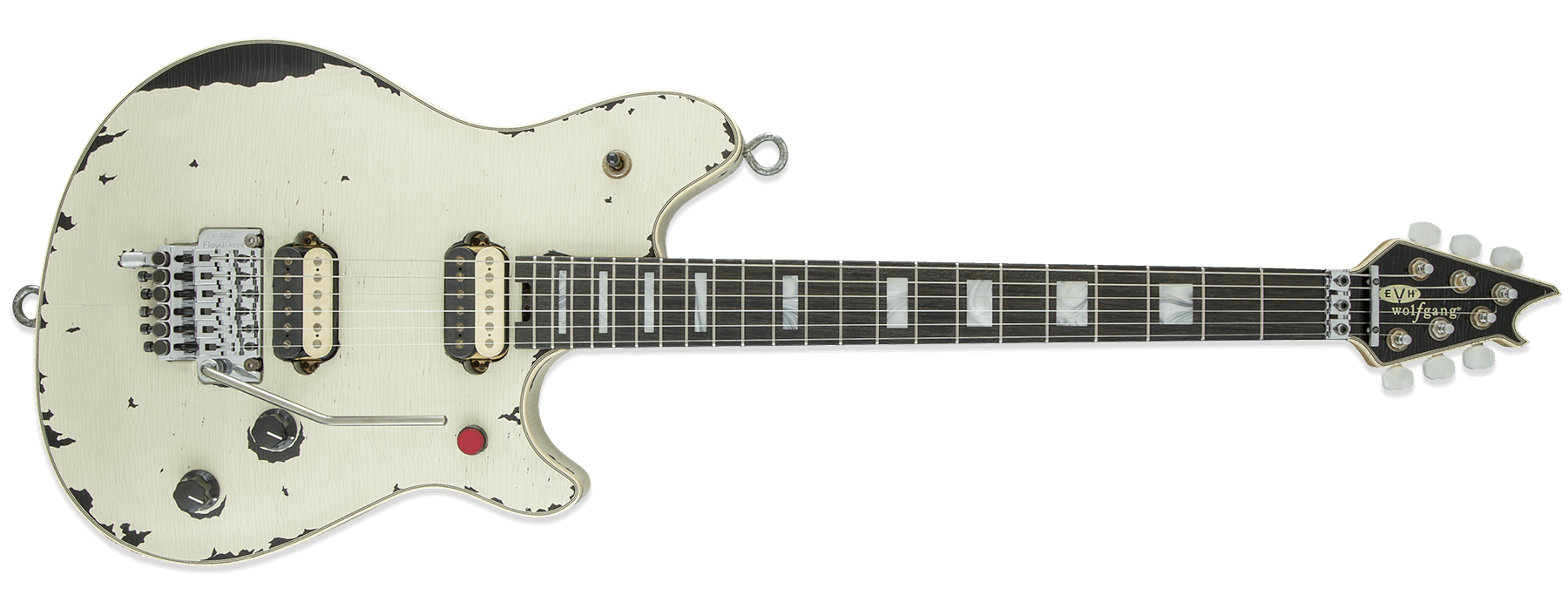 EVH Wolfgang Limited Tour Relic Ivory