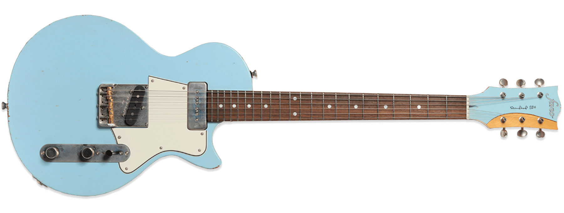 Fano Standard SP6 Ice Blue Metallic