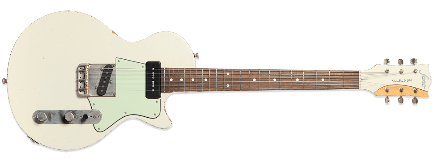 Fano Standard SP6 Olympic White
