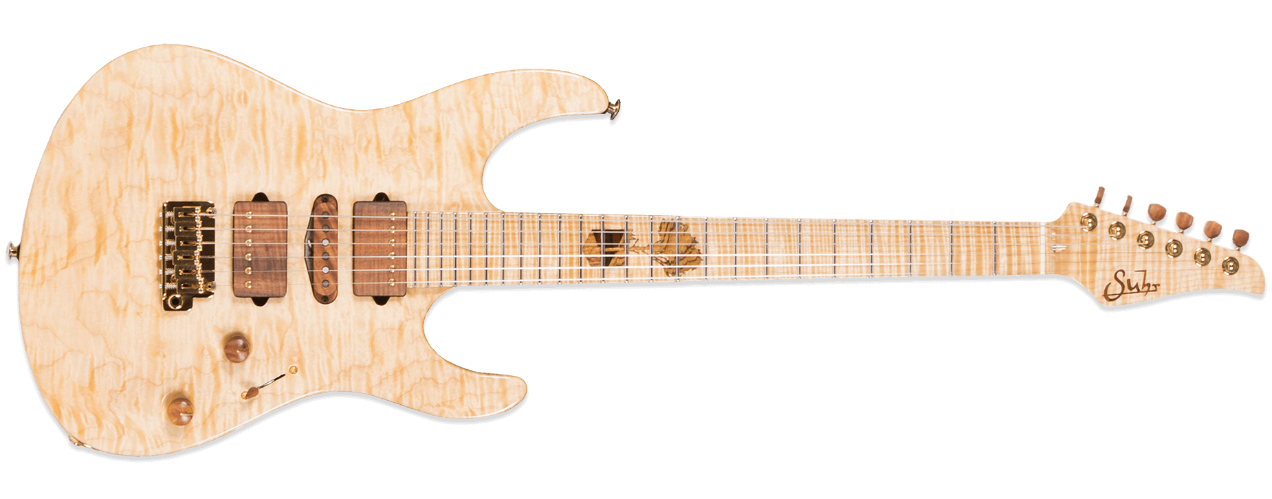 Suhr Trilogy Collection 2016 No.1