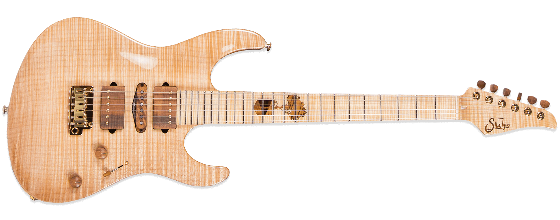 Suhr Trilogy Collection 2016 No.3