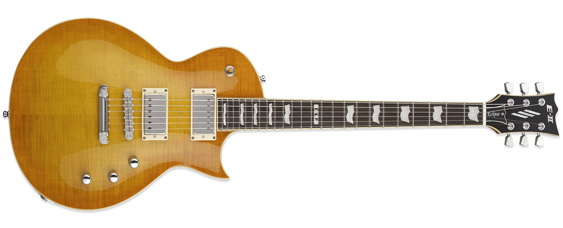 ESP E-II Eclipse Lemon Burst