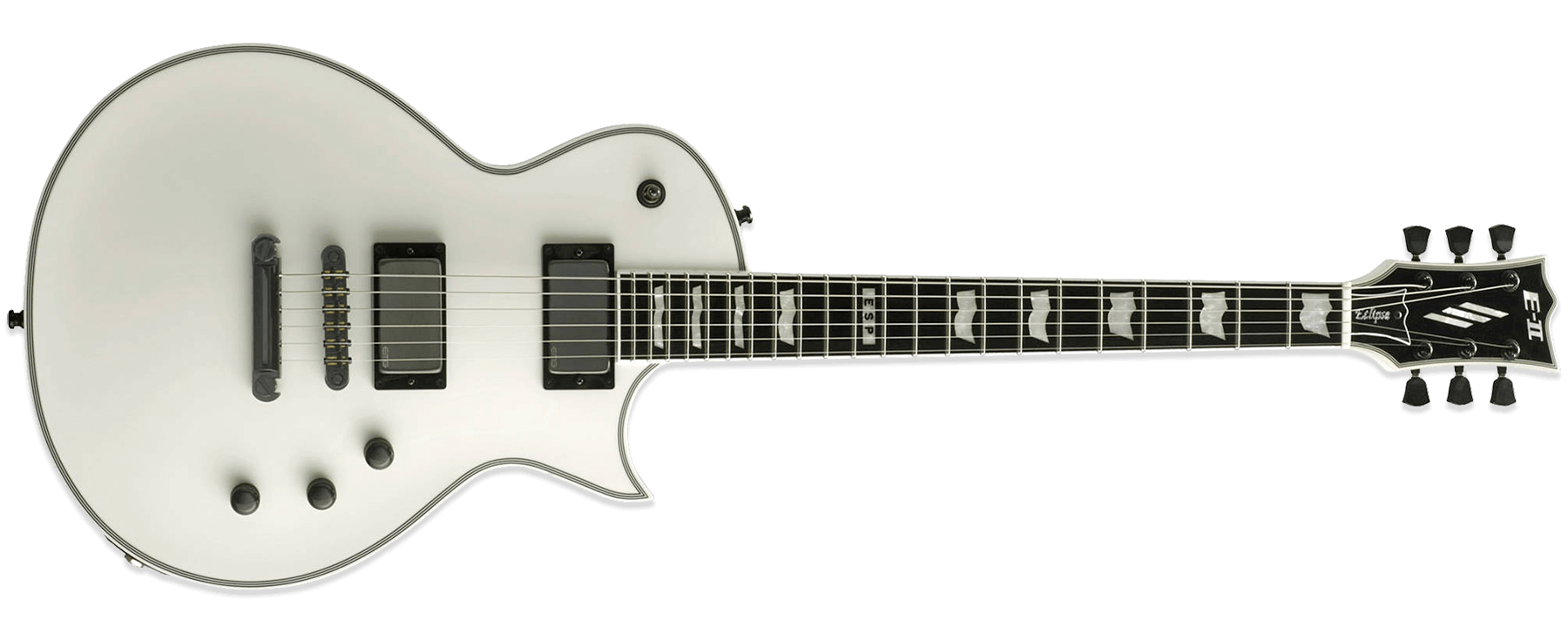 ESP E-II Eclipse Snow White