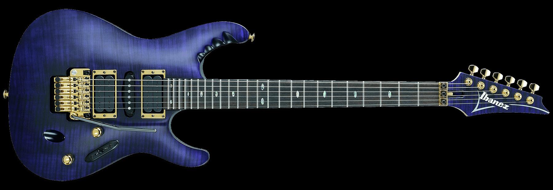 Ibanez EGEN18 Trans Violet Flat
