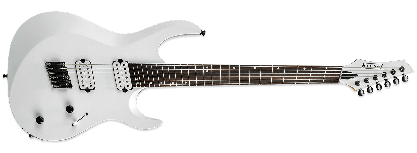 Kiesel Carvin Aries AM6 Multiscale White Satin