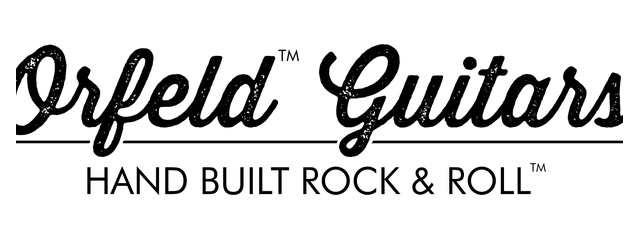 logo Orfeld Guitars