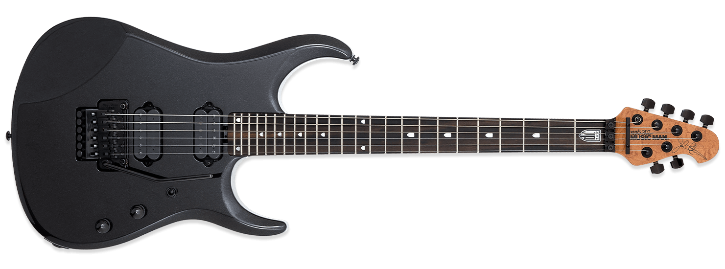 Ernie Ball Music Man John Petrucci JP16 Black Lava