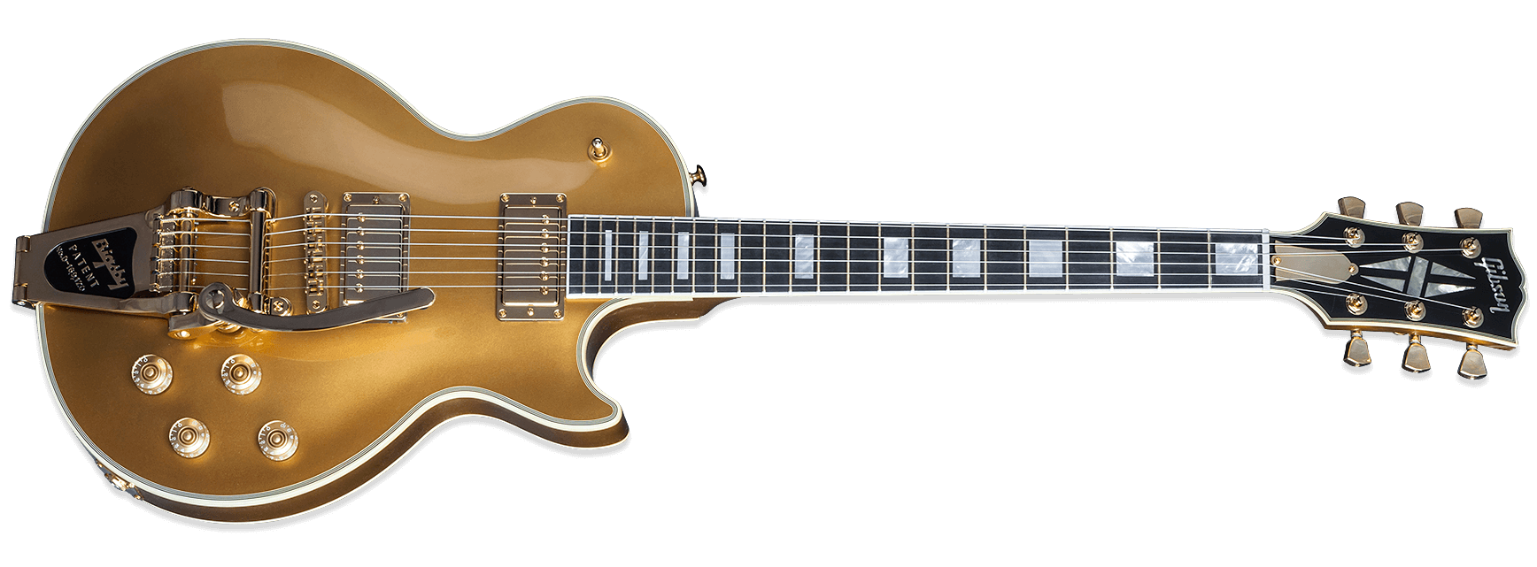 Gibson Les Paul Fort Knox Bullion Gold