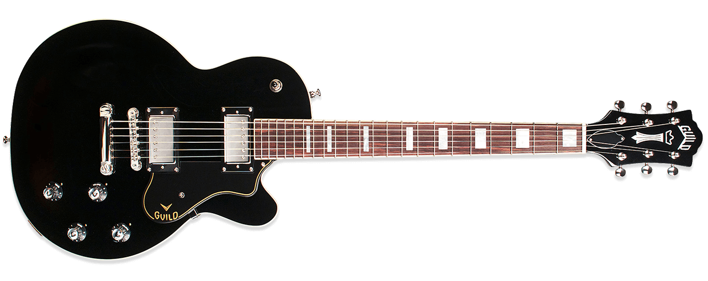 Guild Newark St Bluesbird Black