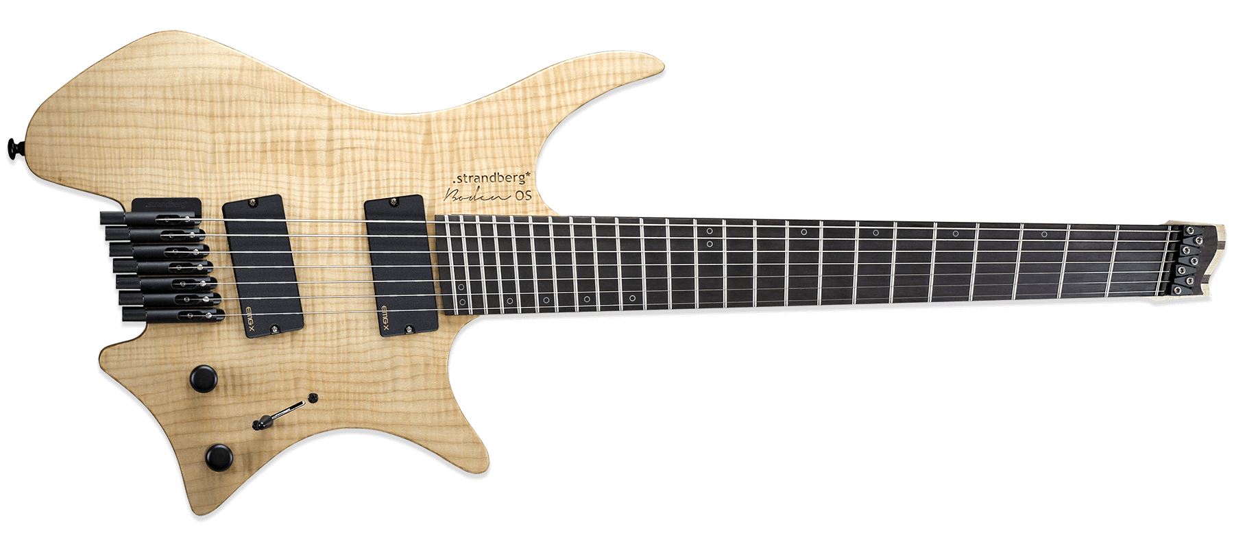 Strandberg boden os 7 guitar planet for Strandberg boden 6