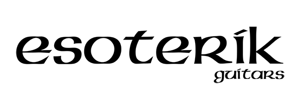 logo Esoterik Guitars