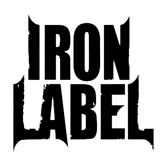 logo Ibanez Iron Label