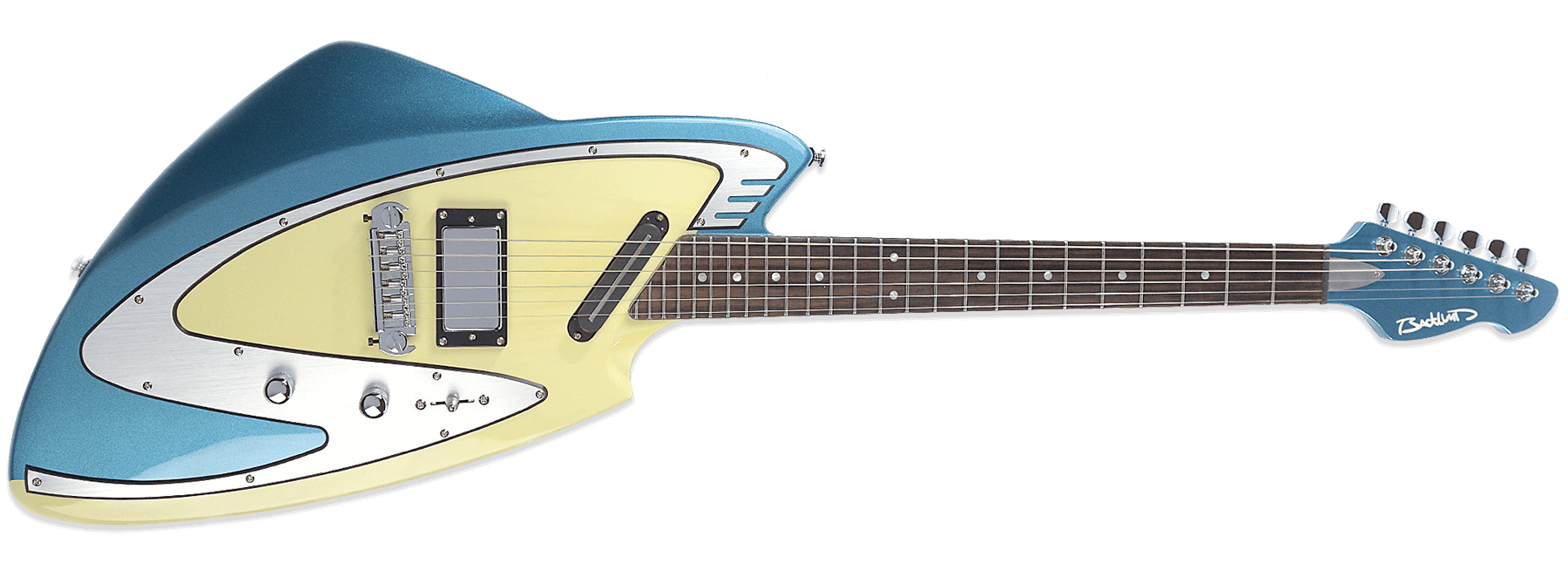 Backlund 100 Metallic Blue