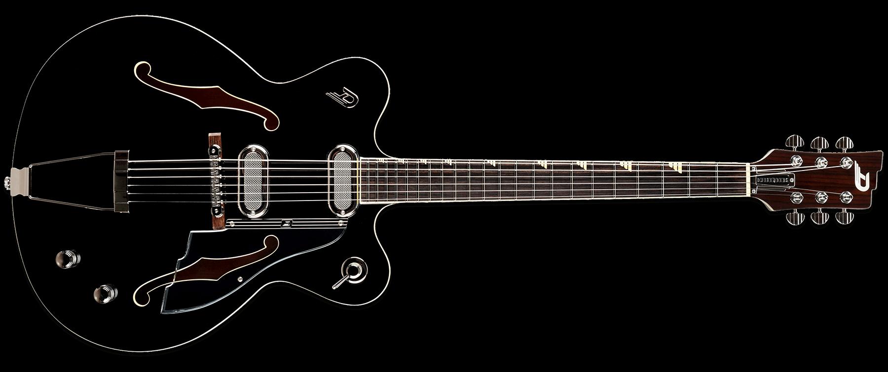 Duesenberg Gran Royale Black