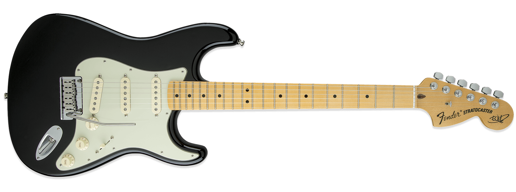 Fender The Edge Strat Black