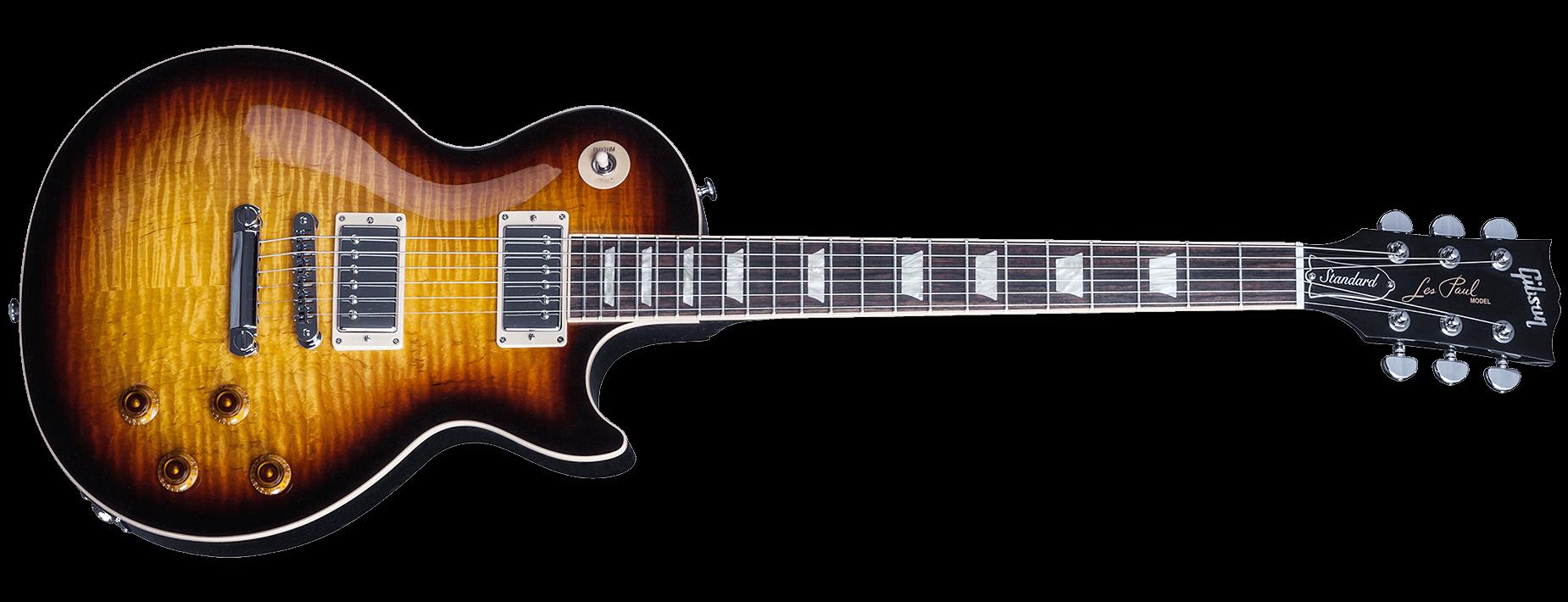 Gibson Les Paul Standard T 2016 Fire Burst