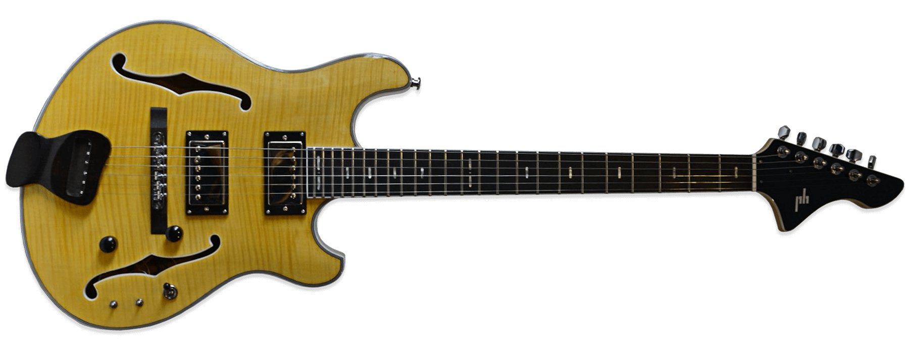 PHRED DockStar Flame Maple