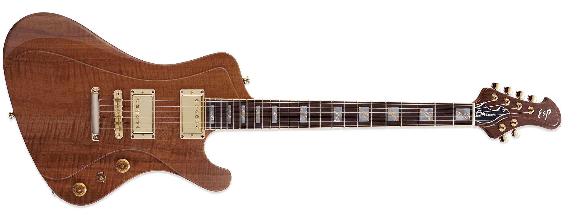 ESP Stream GT Custom Natural