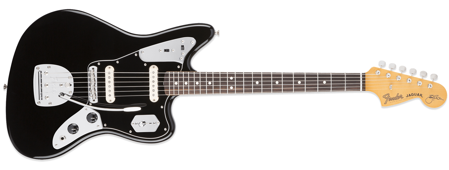Fender Jonny Marr Jaguar Black