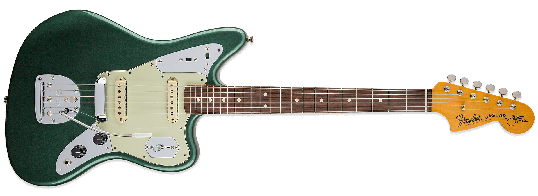 Fender Jonny Marr Jaguar Sherwood Green