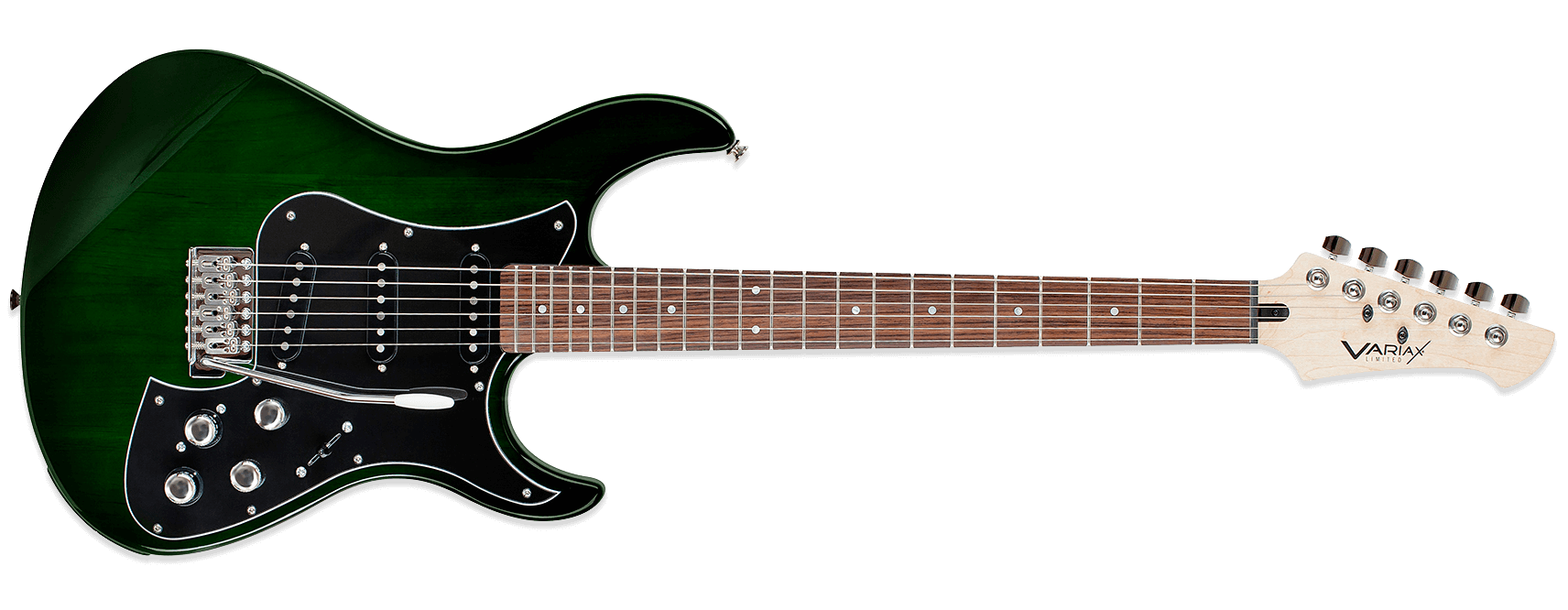 Line 6 Variax Standard Emerald