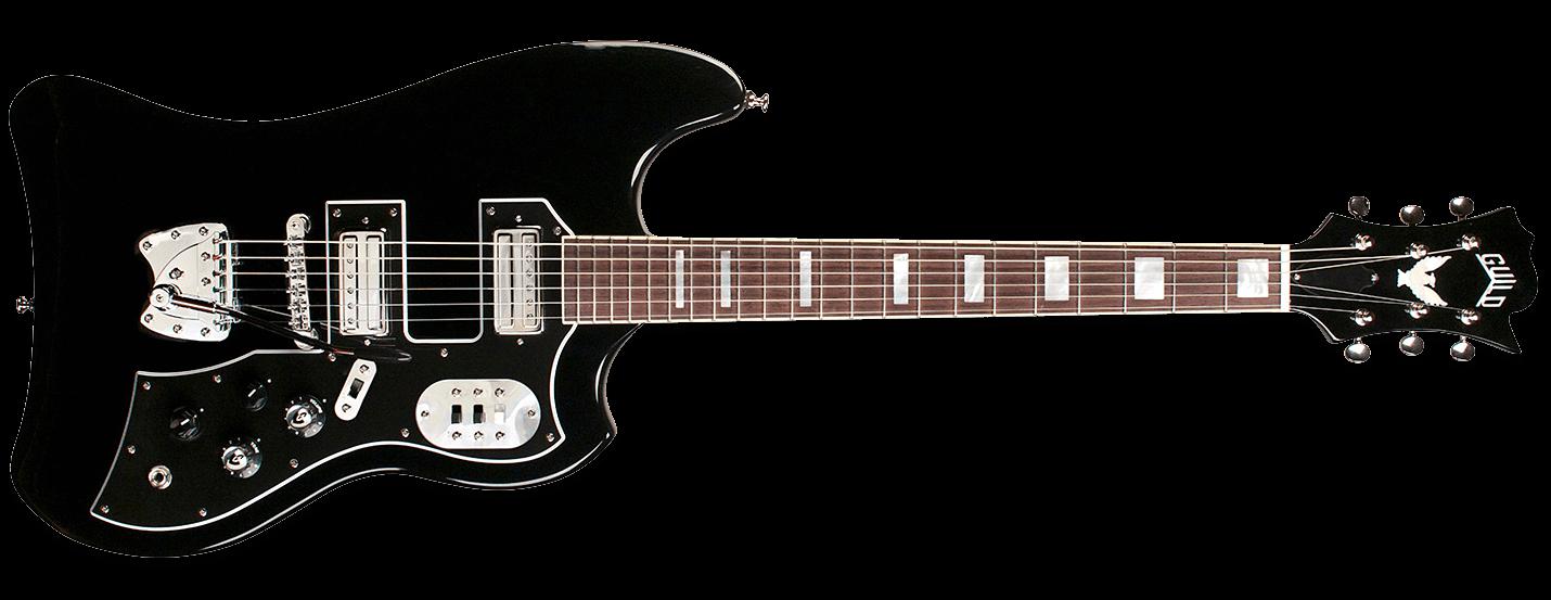 Guild S-200 T-Bird Black