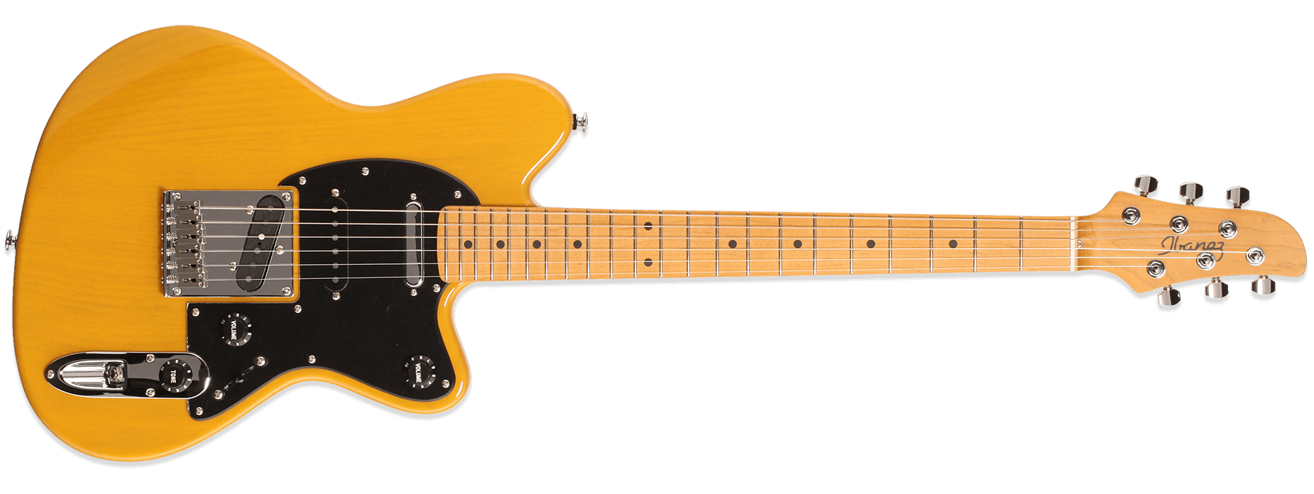 Ibanez Talman Prestige TM1803M Butterscotch Blonde