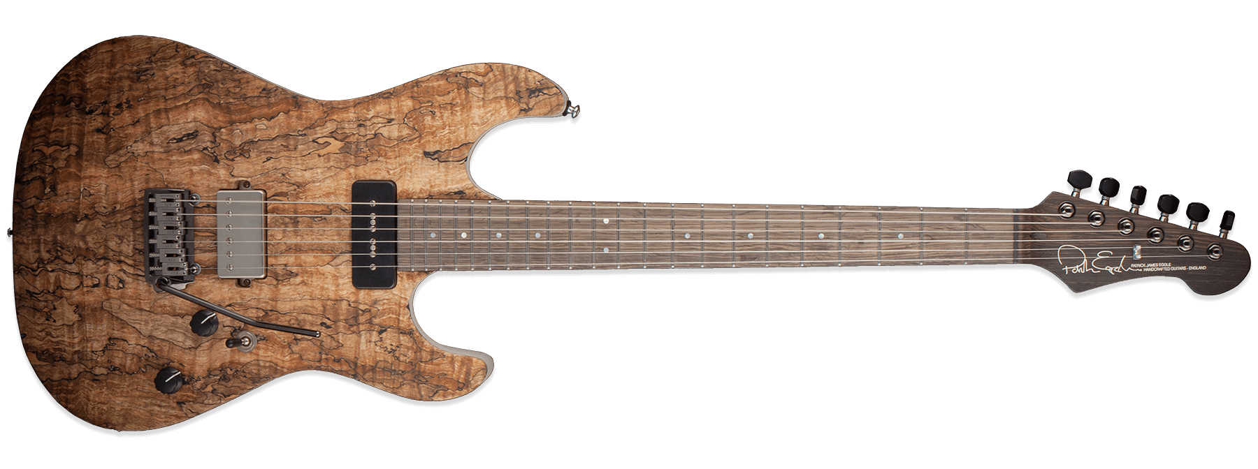 Patrick James Eggle 96 Drop Top Spalted Maple