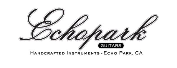 logo Echopark Guitars
