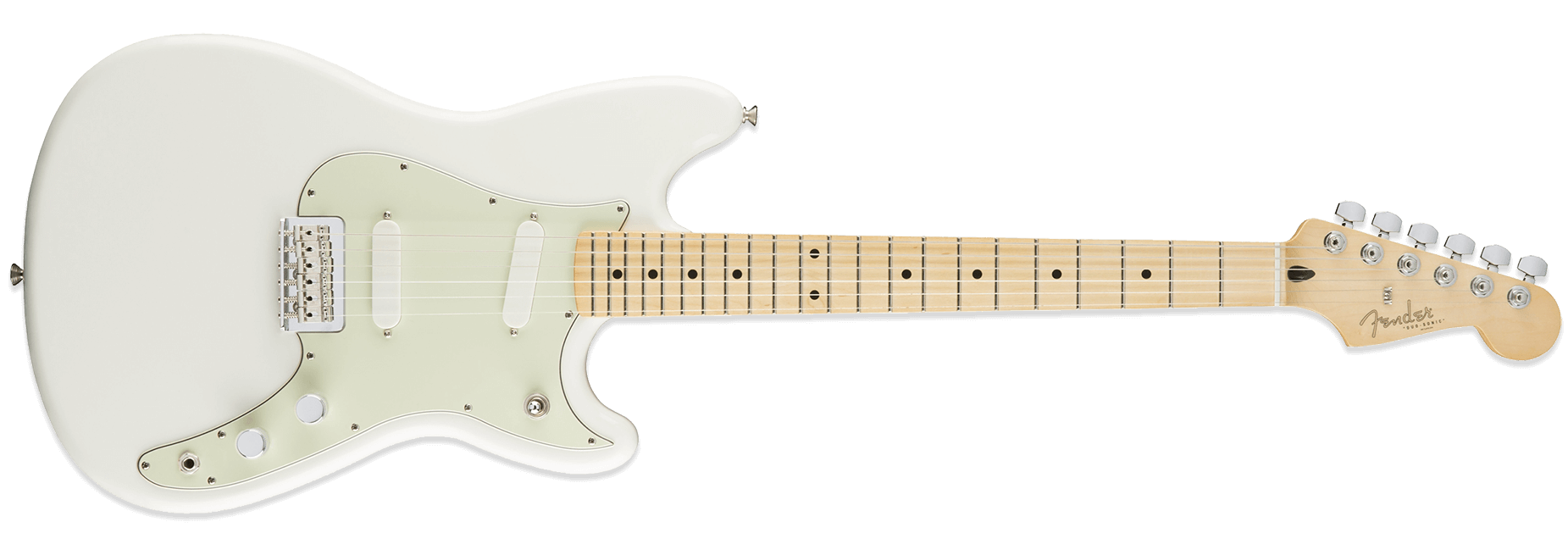 Fender Duo-Sonic Arctic White