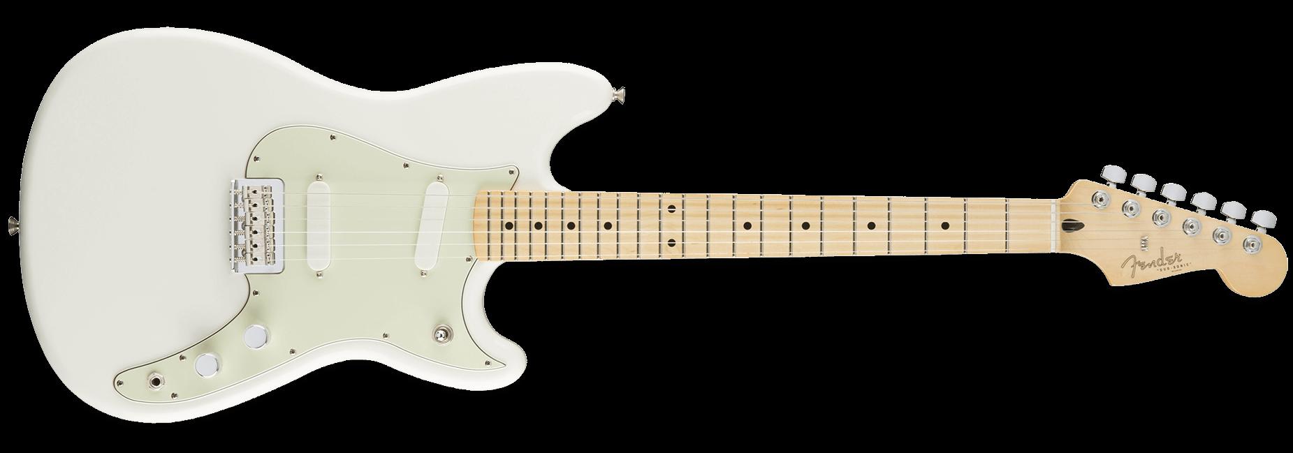 Fender Duo-Sonic Arctic White