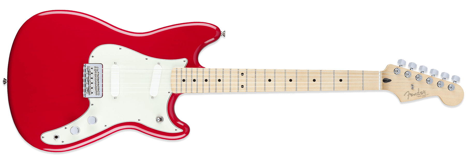 Fender Duo-Sonic Torino Red