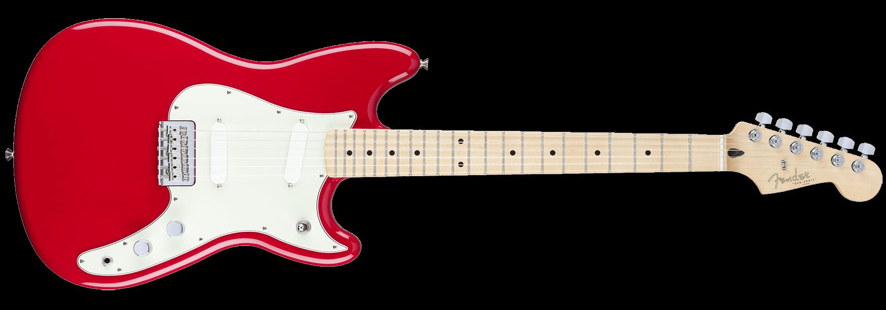 Fender Duo-Sonic Torino Red