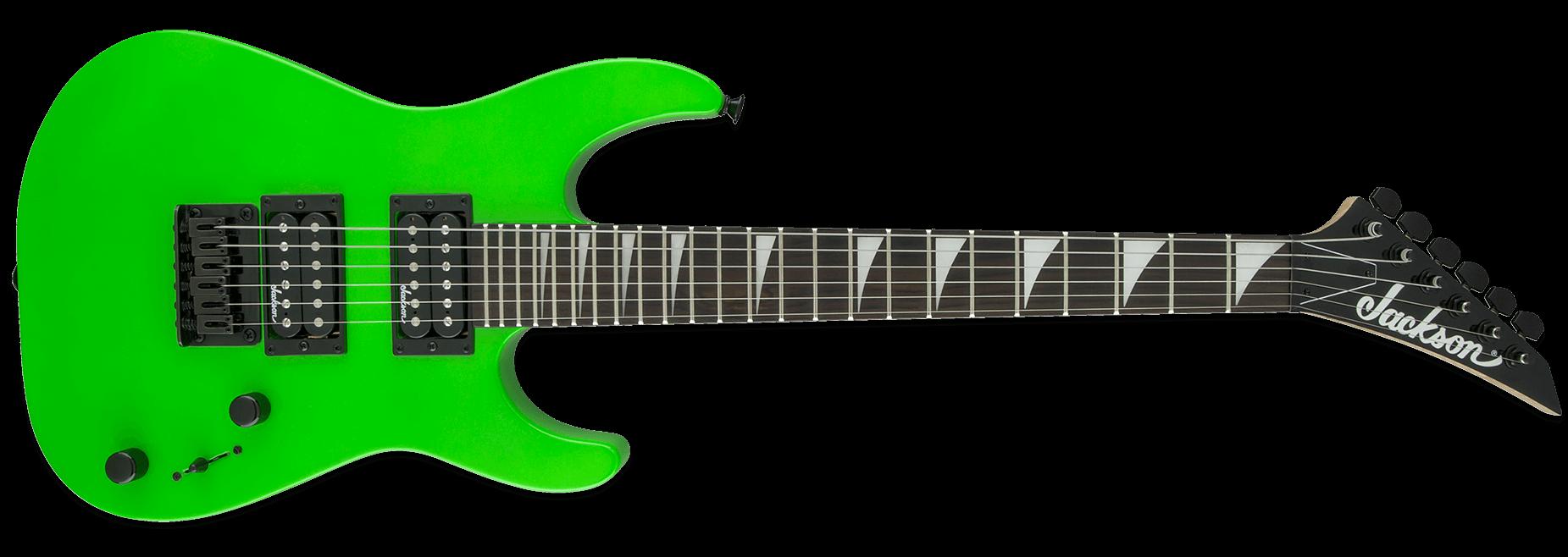 Jackson JS Series Dinky Minion JS1X Neon Green