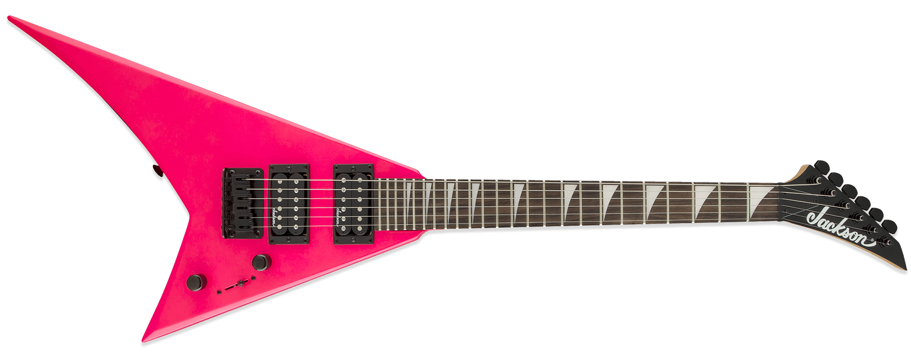 Jackson JS Series RR Minion JS1X Neon Pink