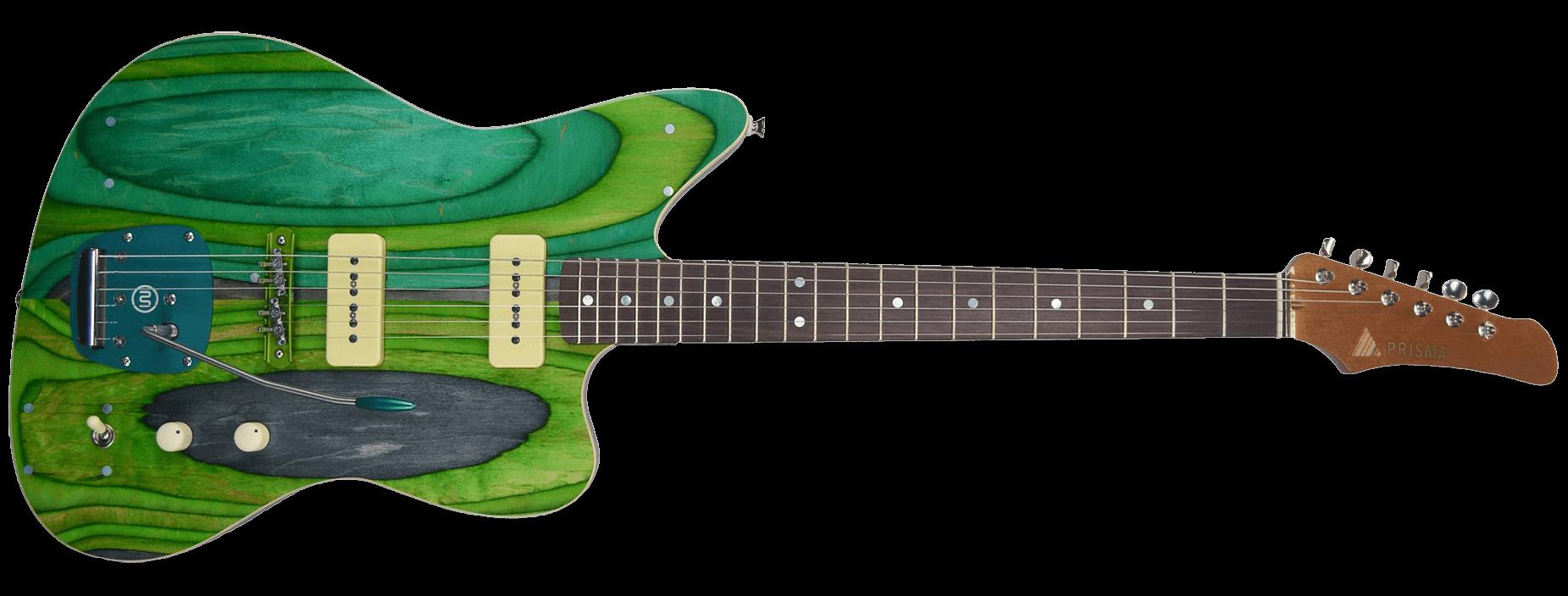 Prisma Toledo Creature Green