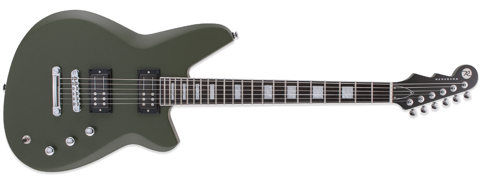 Reverend Shade Balderose SB-1 Army Green